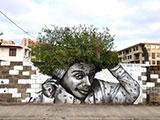 אומנות רחוב ואומנות דיגיטלית