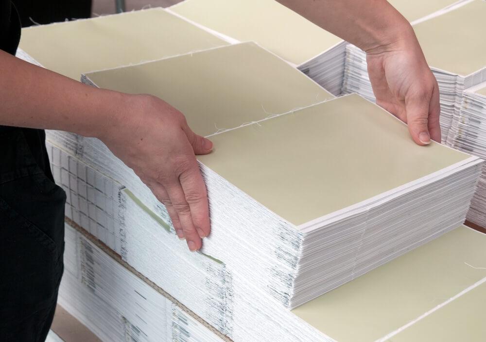 הדפסת חוברות