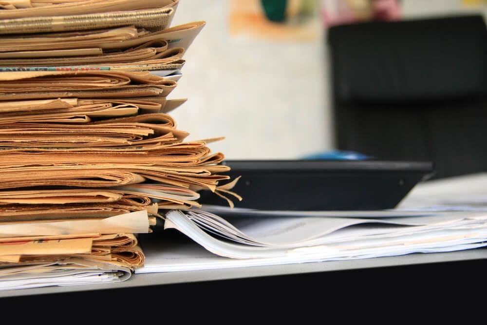 הדפסת מסמכים
